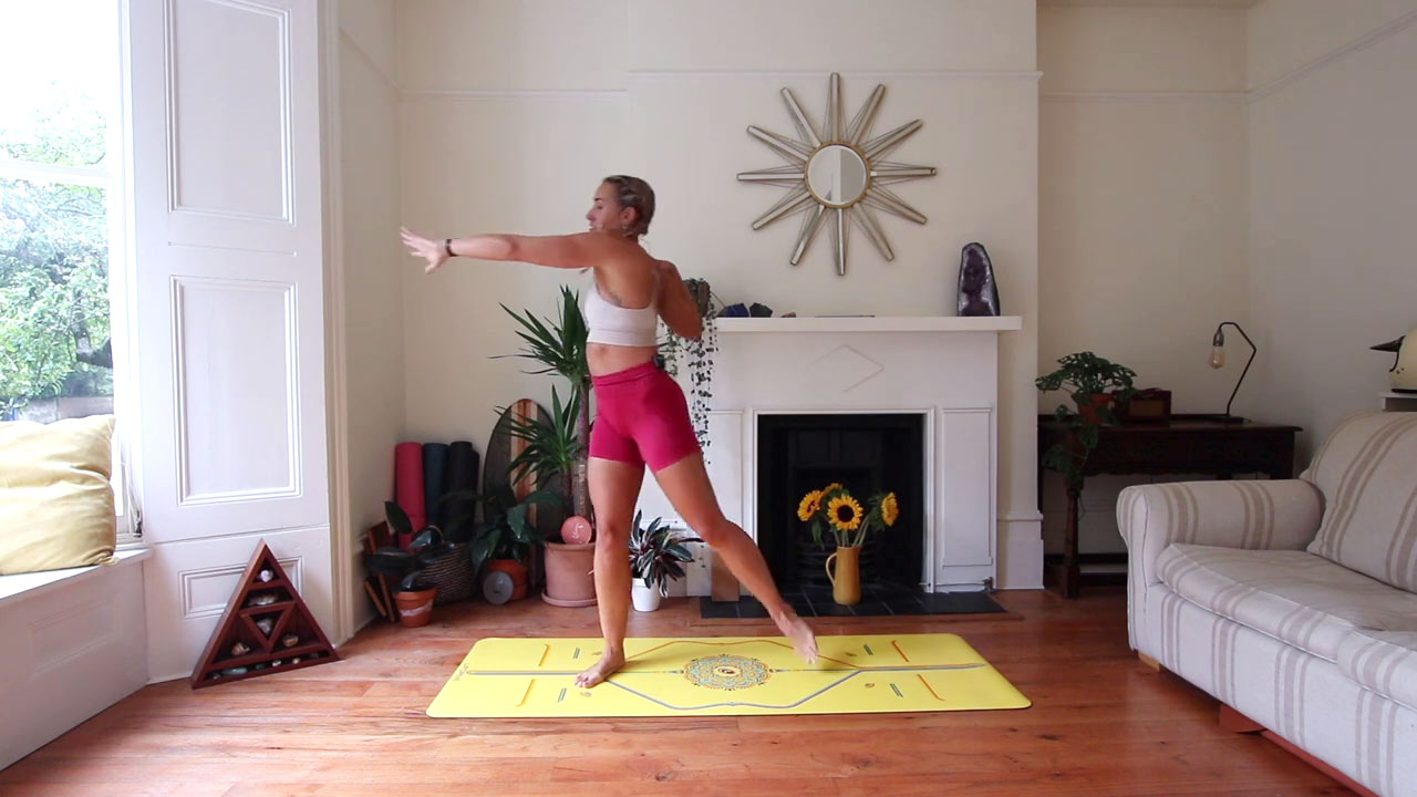 7 day challenge: 6 feel your flow