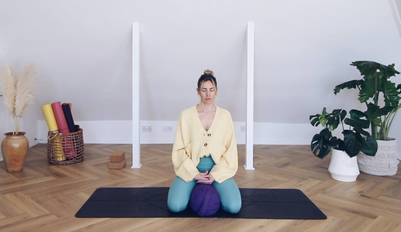 meeting your shadows meditation