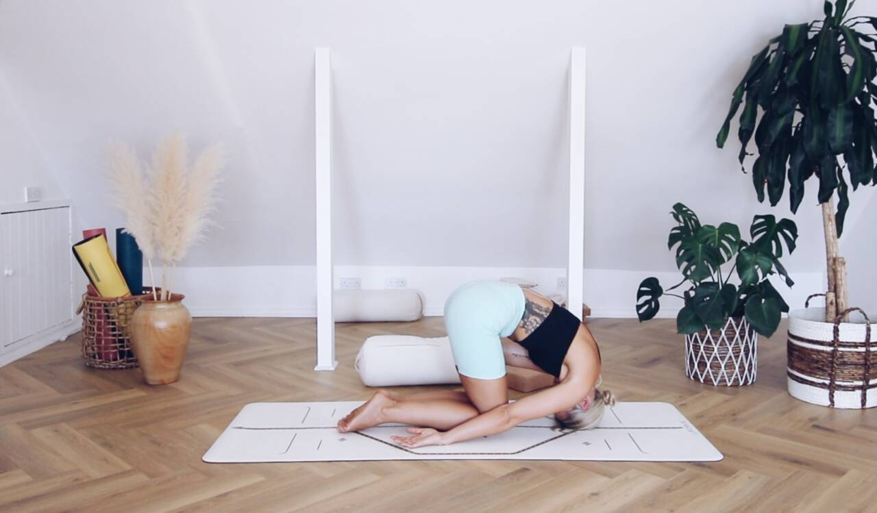 yin chakra therapy